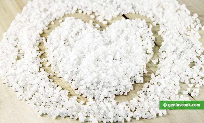 Морская соль полезна для кожи