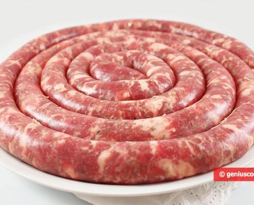 Наша домашняя колбаса