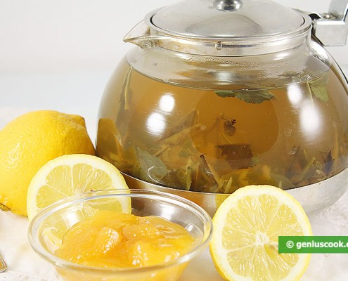 Целебный Имбирный Чай