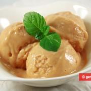 Домашнее Персиковое Мороженое