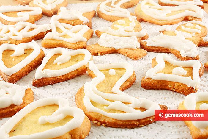 Рождественское Хрустящее Печенье