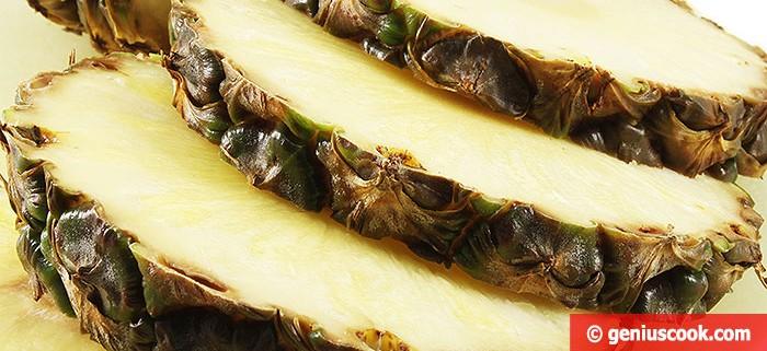 Как красиво и быстро нарезать ананас