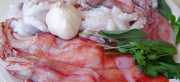 Морепродукты – еда долгожителей