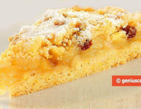 Пирог Яблочный Крамбл