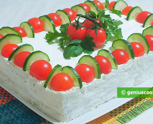 Торт Сэндвич