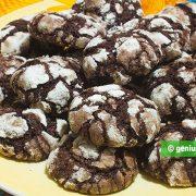 Мраморное Шоколадное Печенье
