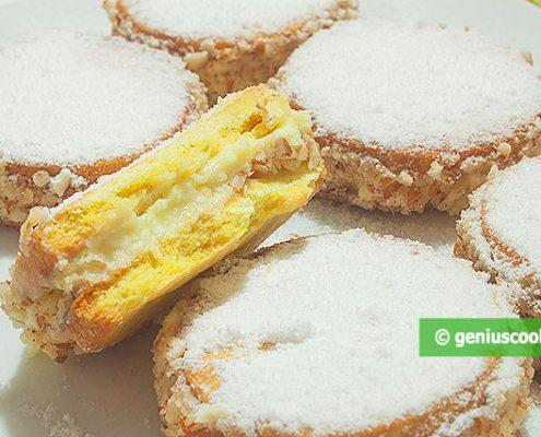 """Неаполитанское пирожное """"Deliziose Napoletane"""""""
