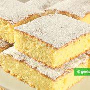 Лимонные Бисквиты