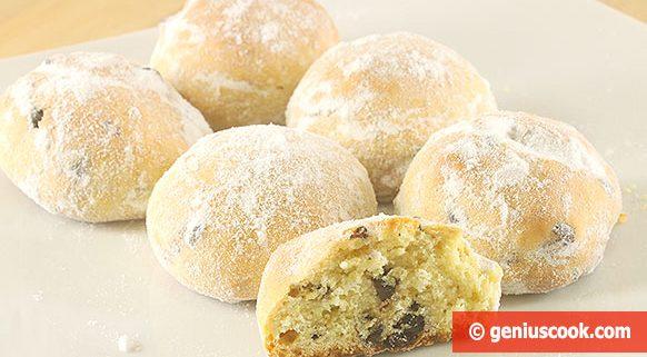 Печенье с Маскарпоне и Шоколадом