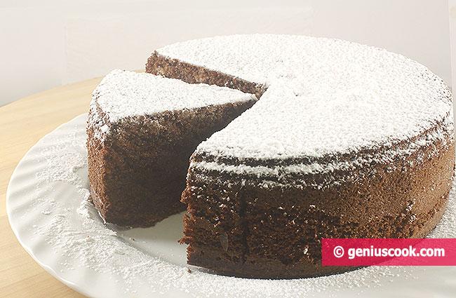 Торт Капрезе